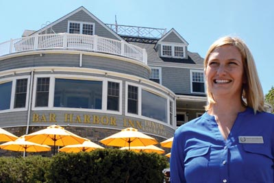 Nicole Wallace - Bar Harbor Inn