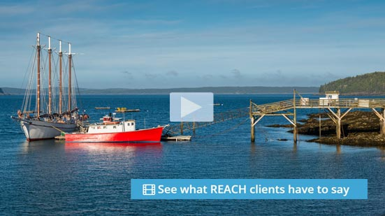 REACH Maine Marketing Client Testimonials