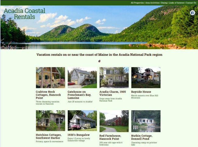 Acadia Coastal Rentals