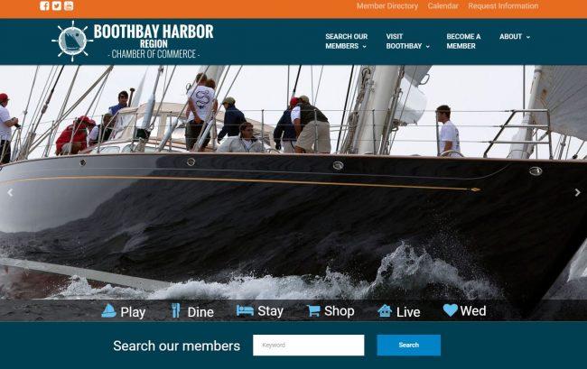 Boothbay Harbor Region Chamber of Commerce