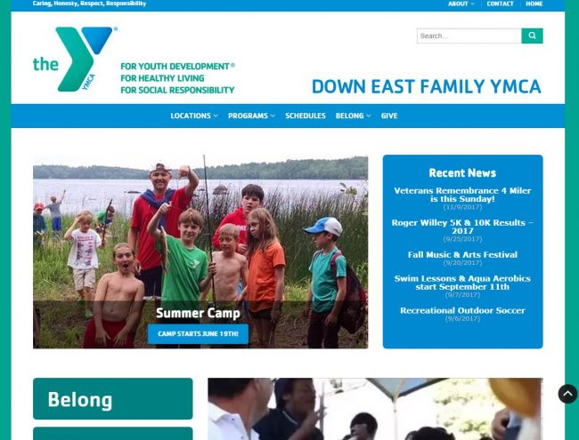 Down East Family YMCA